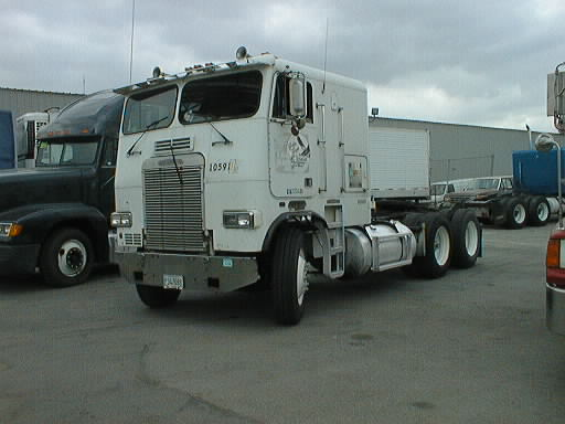 Gmc Truck For Sale >> 1985 Freightliner